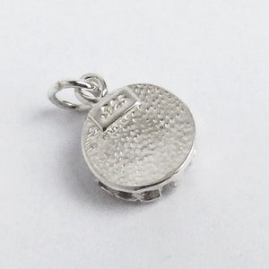 Stonehenge Charm Sterling Silver English Pendant