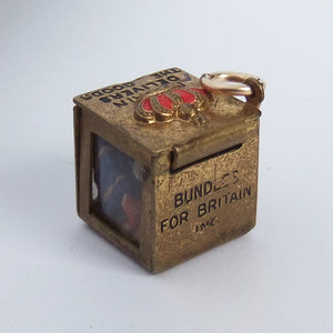 Vintage Walter Lampl Bundles for Britain Delivers the Goods Charm