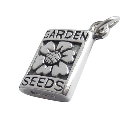 Packet of Seeds Charm