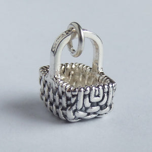 Hollander Basket Charm
