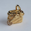 Sewing Basket Charm
