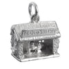 Ye Old Smithy Farrier blacksmith charm pendant