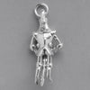 Knight in Shining Armour Charm Sterling Silver Pendant