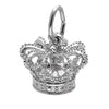 Crown Charm Pendant