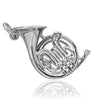 French Horn Charm