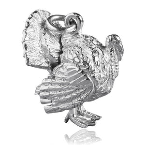 Turkey Bird Charm