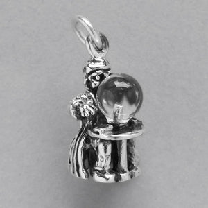 Crystal Ball Charm