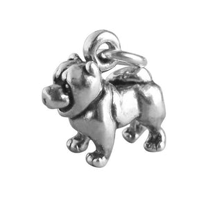 Chow dog breed charm sterling silver 925 pendant | Charmarama