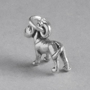 Pitbull Terrier Charm | Small