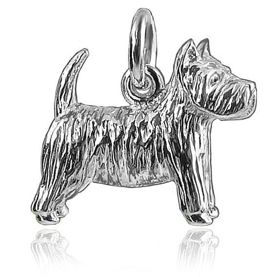 cecdc26ed Scottie Dog Charm. CMDGSC01. $40.00. Notify me when this product is  available: Scottish West Highland Terrier ...