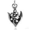 Sterling Silver Lily of the Valley Charm