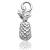 Pineapple Charm Sterling Silver or Gold | Charmarama