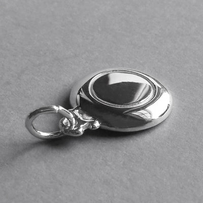 Flying Disc Charm