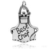 Best Chef Apron Charm