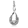 Bridal Horseshoe Charm