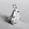 Grand Piano Charm in Sterling Silver or Gold