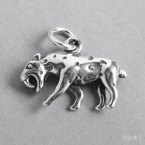 Saber-toothed Cat Charm