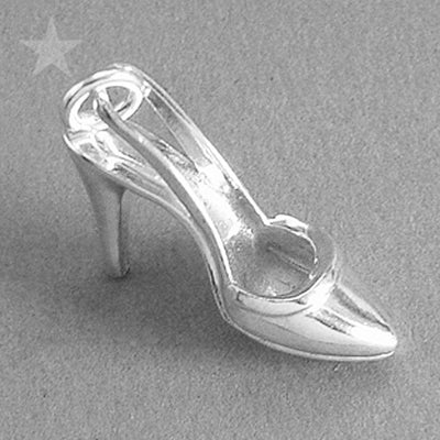 Stiletto Shoe Pendant