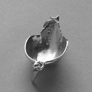 Horseshoe Crab Charm