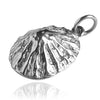 Sterling Silver Limpet Shell Charm