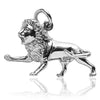 Leo the Lion Zodiac Star Sign Charm