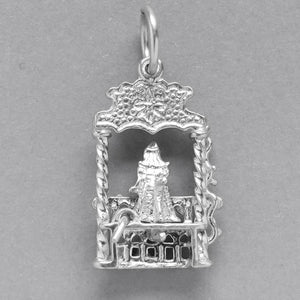 Sterling Silver Romeo and Juliet Charm