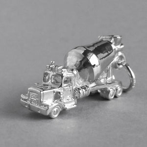 Cement Lorry Charm