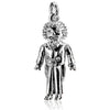 Golly Doll Charm with Moving Arms and Legs | Silver Star Charms