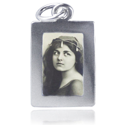 Frame Charm for Your Own Photo