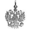 Russian Coat of Arms Charm