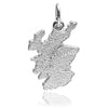 Map of Scotland Charm