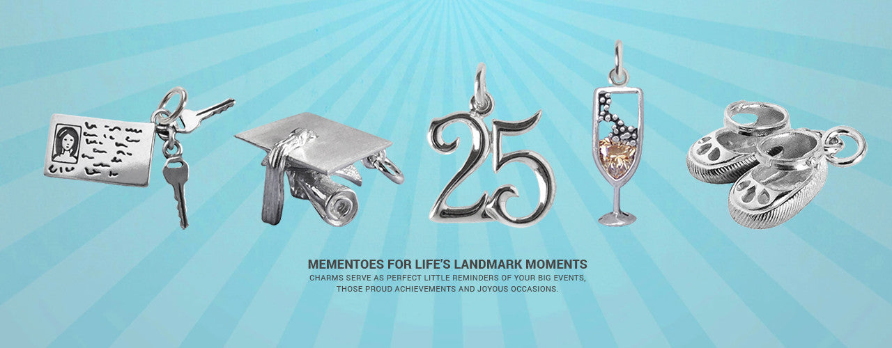Mementoes for life's landmark moments