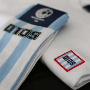 Hand of D10S Tee + Mask + Sock
