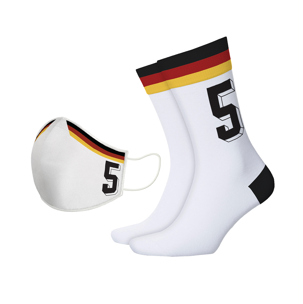 Der Kaiser Mask + Sock
