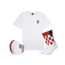 Load image into Gallery viewer, Cruyff of The Balkans Tee + Mask + Sock