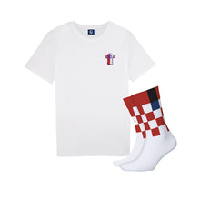 Lade das Bild in den Galerie-Viewer, Cruyff of The Balkans Tee + Sock