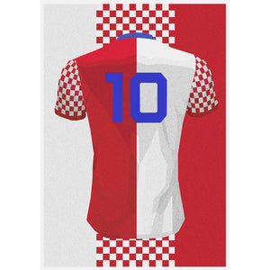 Cruyff of The Balkans Tee + Sock