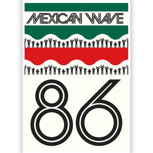 Mexican Wave 1986