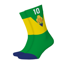 Load image into Gallery viewer, The Brazilian Legend Mask + Sock