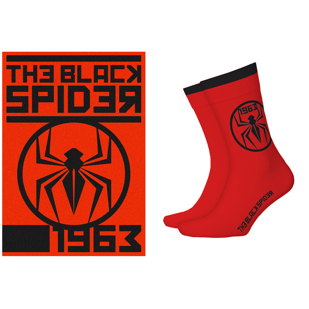 The Soviet Black Spider
