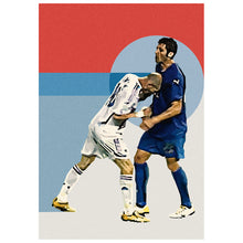 Load image into Gallery viewer, Zizou vs Matrix