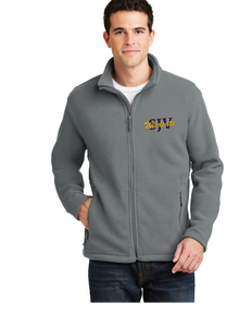 Fleece Jacket SJV Logo