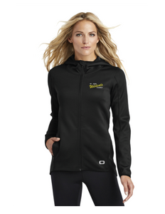 OGIO ® ENDURANCE Stealth Full-Zip Jacket in Black