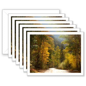 Autumn Afternoon Boxed Notecard Collection