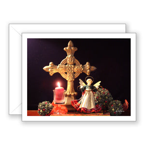 Christmas Blessing Notecard