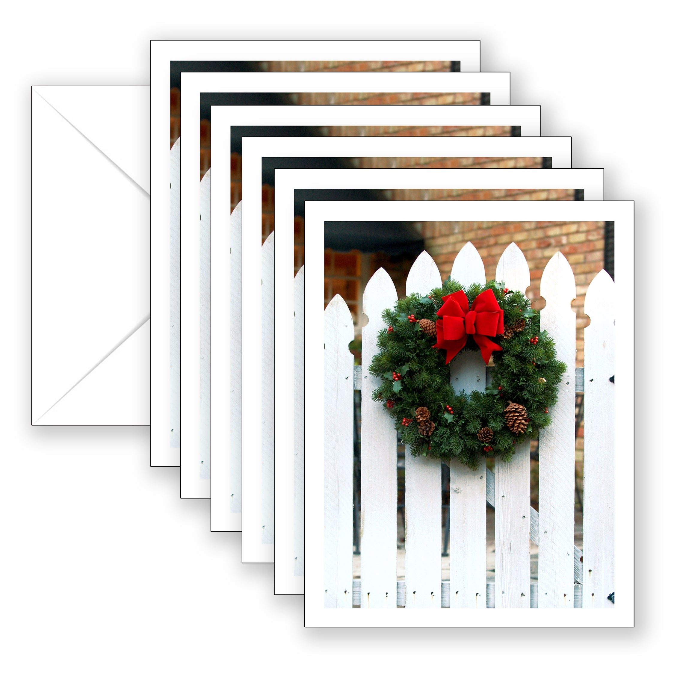 Christmas Welcome Boxed Notecard Collection