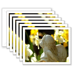 Daffodil Angel Boxed Notecard Collection
