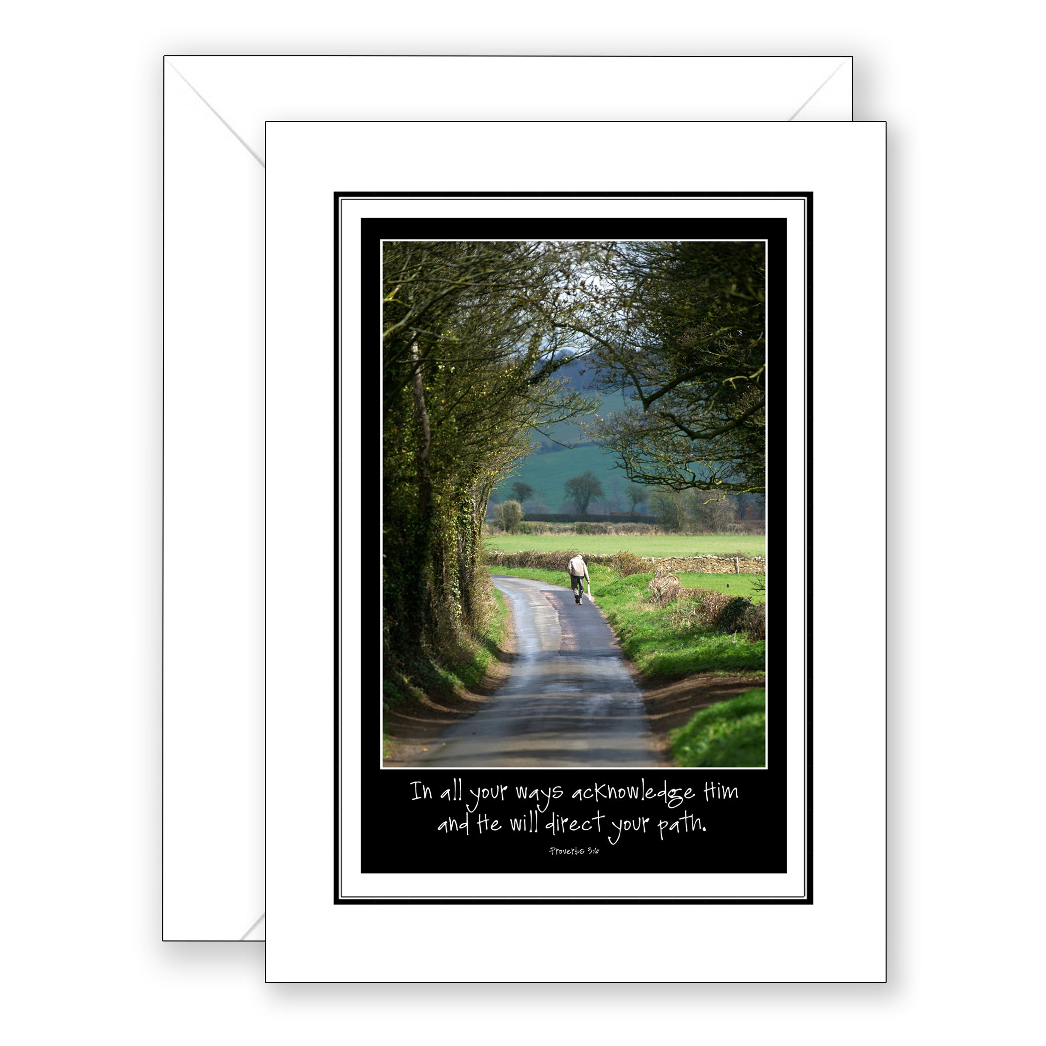 Direction - Thinking of You Card