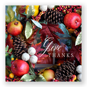 Give Thanks - Mini Print