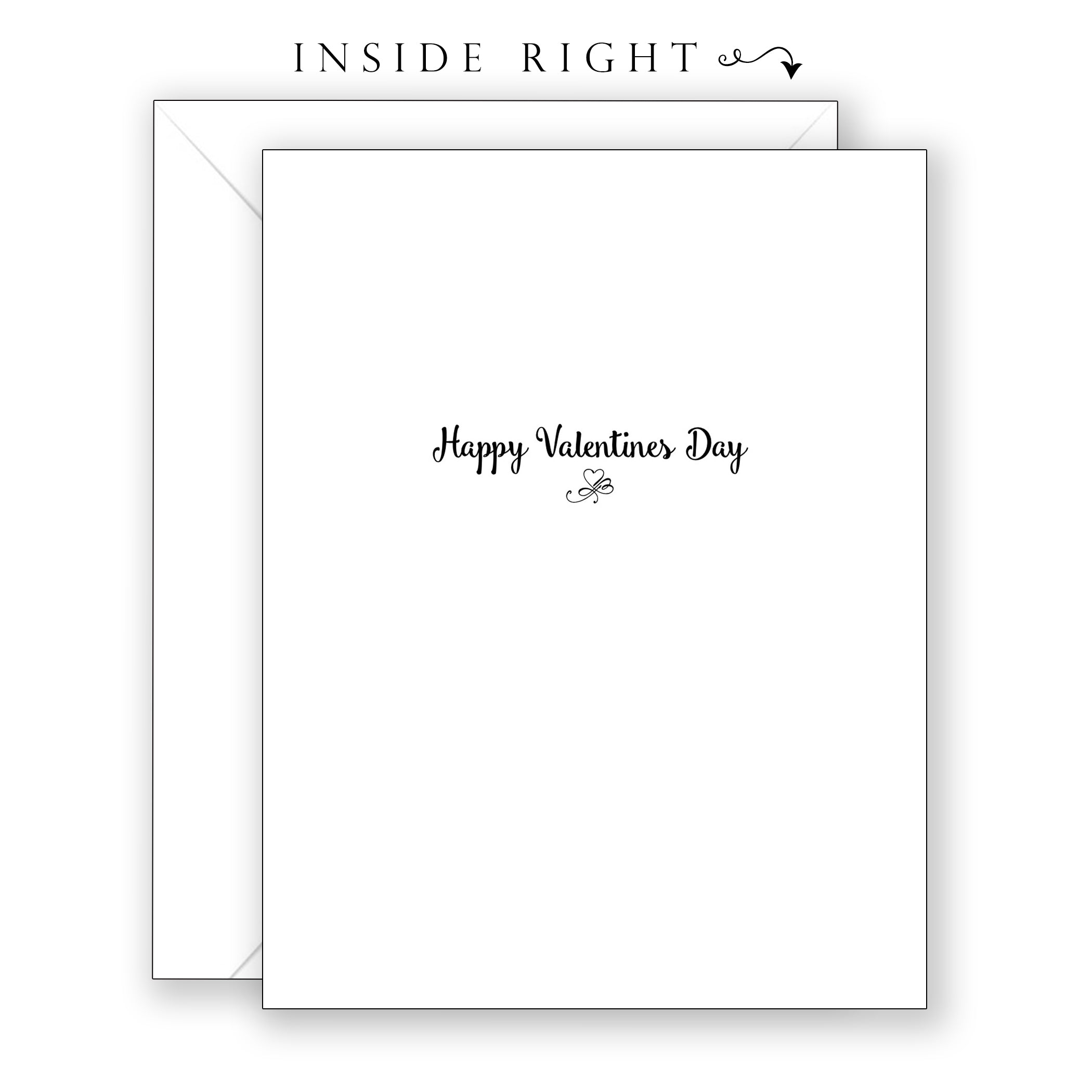Happy Spring - Valentines Day Card